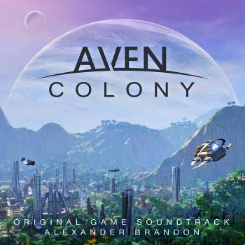 Aven Colony original game soundtrack cover art