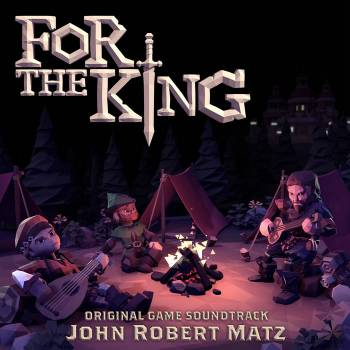 For the King original game soundtrack cover art