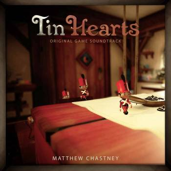Tin Hearts original game soundtrack cover art